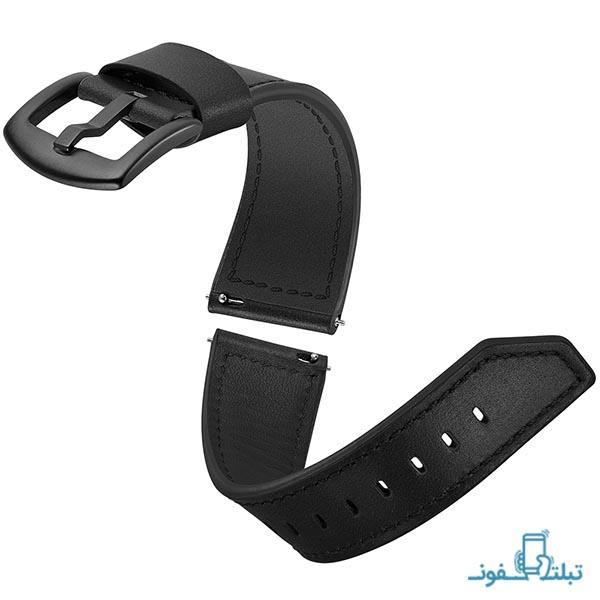 خرید بند چرمی ساعت هوشمند الجی جی واچ W100