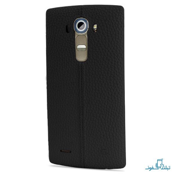 قیمت خرید درب پشتی چرمی گوشی ال جی G4