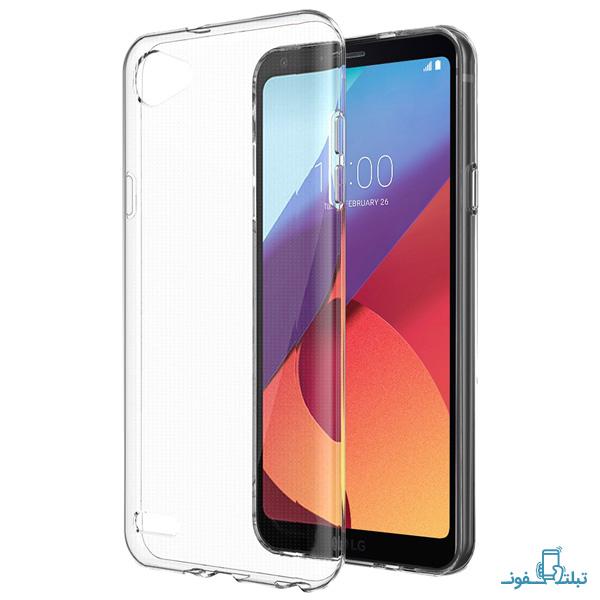 قیمت خرید قاب ژله ای گوشی موبایل ال جی Q6