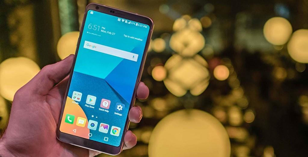 نقد و بررسی گوشی ال جی G6