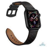 بند چرمی ساعت هوشمند اپل واچ 42mm
