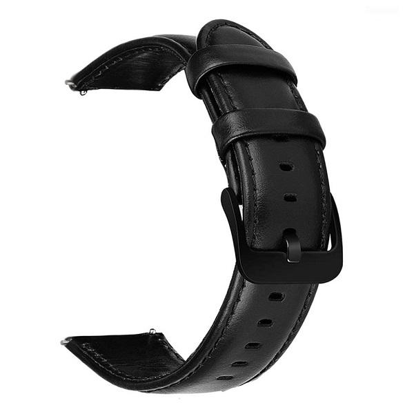 خرید بند چرمی ساعت هوشمند سامسونگ گلکسی واچ اکتیو