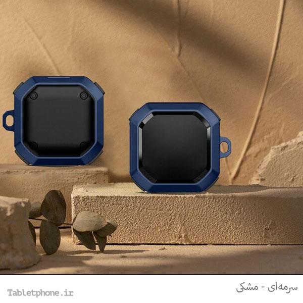 کاور هندزفری سامسونگ Galaxy Buds Live مدل Luxury Armor