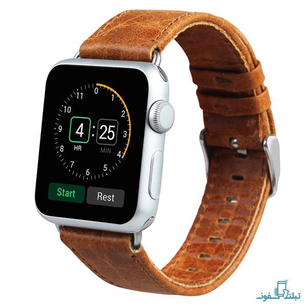 Luxury Leather Band For 38mm iwatch-3-Buy-Price-Online