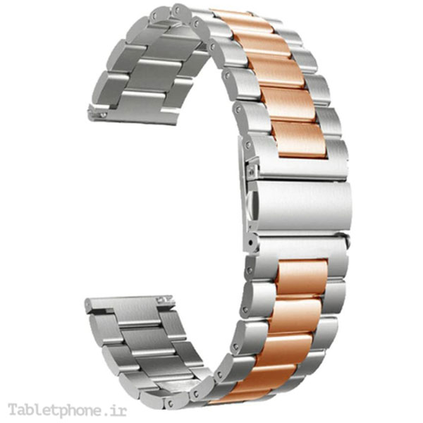 خرید بند فلزی ساعت هوشمند طرح 3Bead