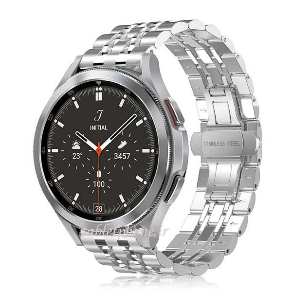 خرید بند ساعت سامسونگ گلکسی Watch 4 Classic 46mm استیل 7Bead
