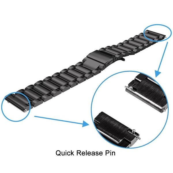 خرید بند فلزی ساعت هوشمند Amazfit Stratos 3