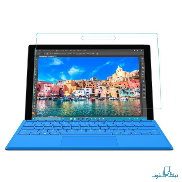 Microsoft Surface Pro 4 Glass Screen Protector-Buy-Price-Online
