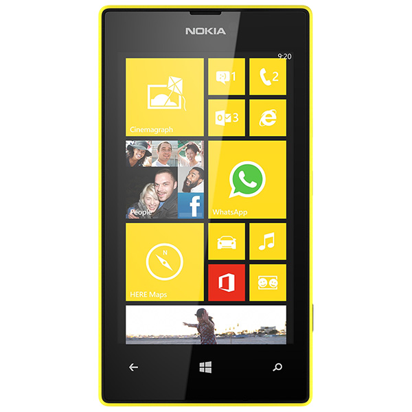 قیمت خرید گوشی موبایل نوکیا لومیا 520