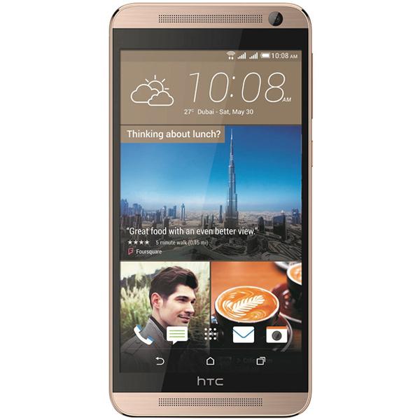 قیمت خرید گوشی موبایل HTC وان E9 مدل دو سیم کارت