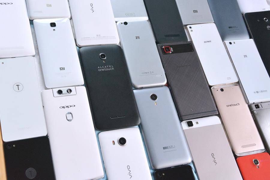 گوشیهای هوشمند چینی