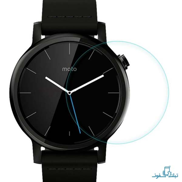قیمت خریدمحافظ صفحه نمایش شیشه ساعت هوشمند موتورولا 42mm