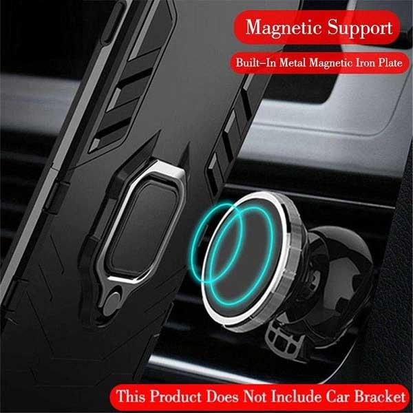 خرید قاب ضد ضربه گوشی موتورولا Moto G9 Plus مدل انگشتی