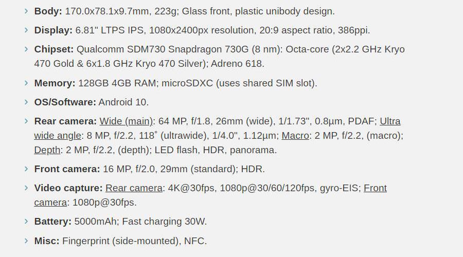 Motorola Moto G9 Plus review 3 - نقد و بررسی گوشی موتورولا موتو جی 9 پلاس