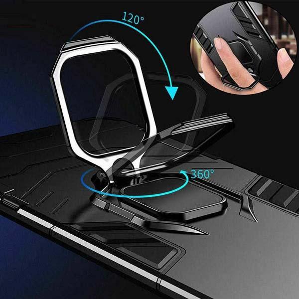 خرید قاب ضد ضربه گوشی موتورولا One Hyper مدل انگشتی