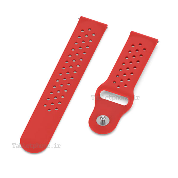 خرید بند ساعت هوشمند ال جی جی واچ W100 مدل سیلیکون نایک