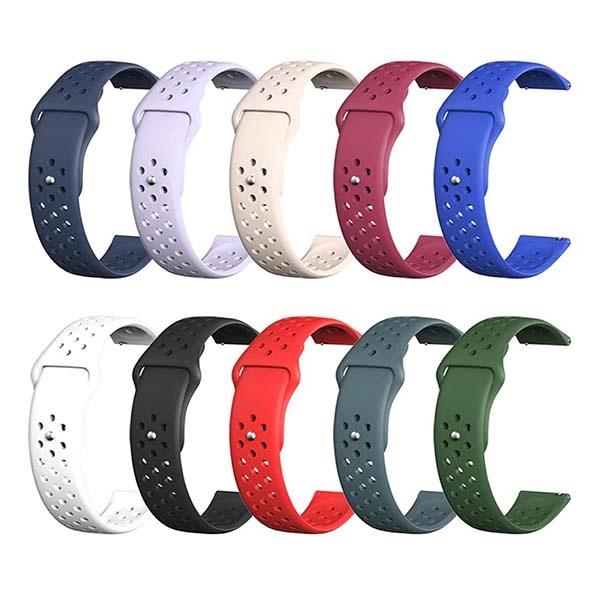 خرید بند سیلیکونی طرح نایک ساعت هوشمند شیائومی امیزفیت GTR 42mm