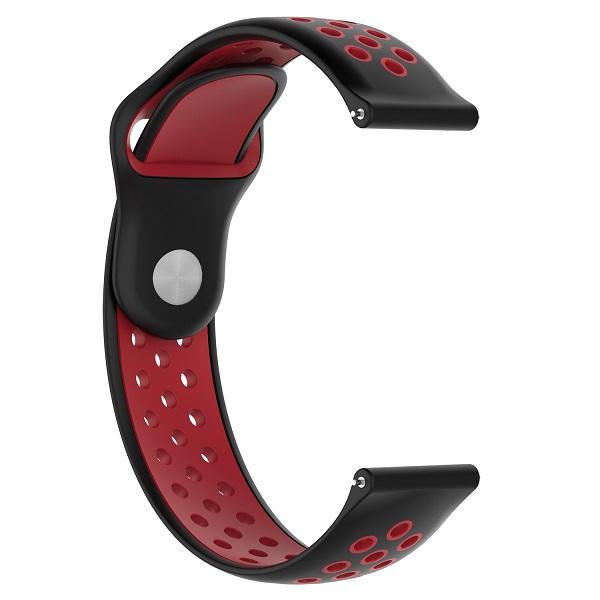 خرید بند ساعت هوشمند شیائومی Amazfit GTR 47mm مدل سیلیکون نایک