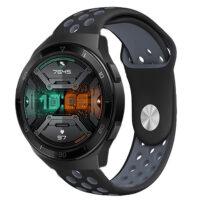 خرید بند سیلیکونی طرح نایک ساعت هوشمند هواوی واچ GT 2e