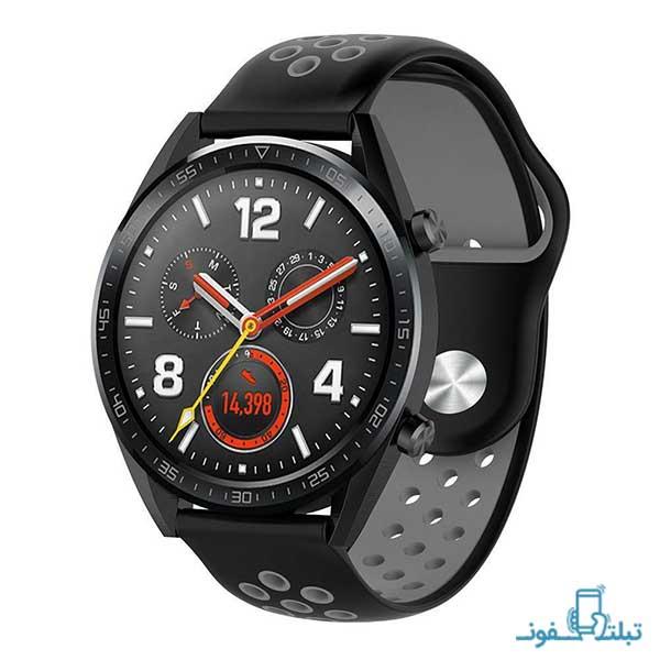 بند سیلیکونی طرح نایک ساعت هوشمند هواوی واچ GT