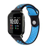 خرید بند سیلیکونی طرح نایک ساعت هوشمند شیائومی هایلو مدل LS02
