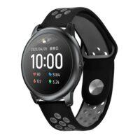 خرید بند سیلیکونی طرح نایک ساعت هوشمند شیائومی هایلو مدل LS05