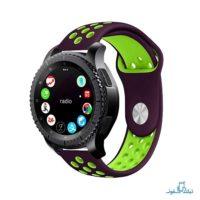 بند سیلیکونی طرح نایک ساعت هوشمند سامسونگ Gear S3