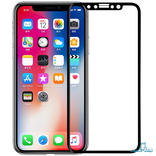 Nillkin 3D AP+ Pro edge fullscreen tempered glass for Apple iPhone X-1-Buy-Price-Online
