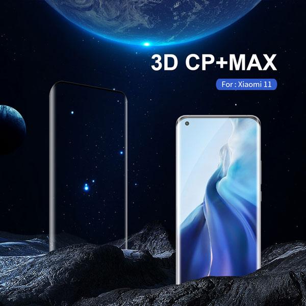 خرید محافظ صفحه 3D CP+ Max نیلکین گوشی شیائومی می 11