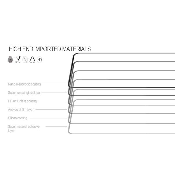 خرید محافظ صفحه CP+ Pro نیلکین گوشی سامسونگ گلکسی M62