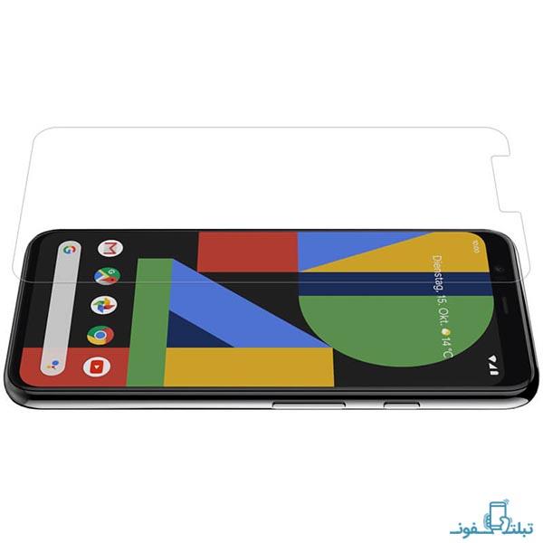 محافظ صفحه H+ Pro نیلکین گوشی گوگل پیکسل 4