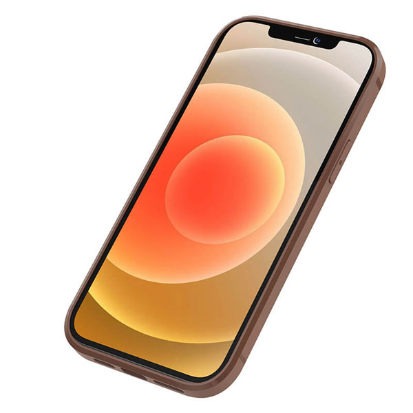 خرید قاب چرمی نیلکین گوشی اپل آیفون 12 / آیفون 12 پرو