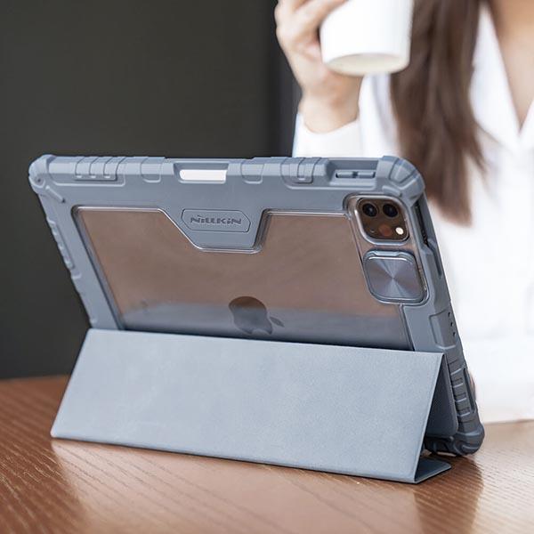 خرید کیف بامپردار نیلکین تبلت اپل آیپد ایر 4/ آیپد ایر 10.9 اینچ 2020