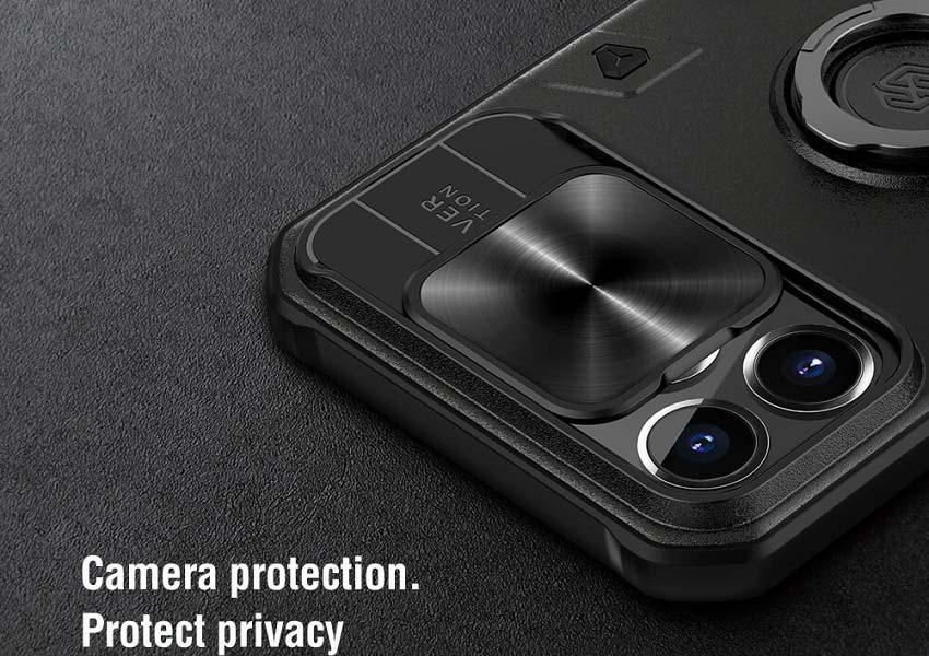 خرید گارد ضد ضربه نیلکین گوشی اپل آیفون 13 پرو