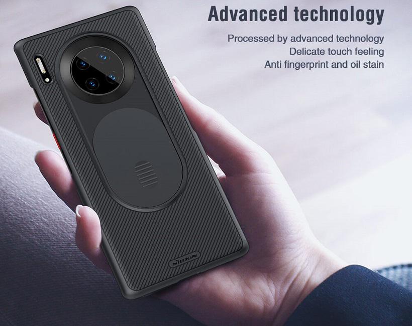 خرید قاب نیلیکن محافظ دوربین هواوی میت 30 پرو