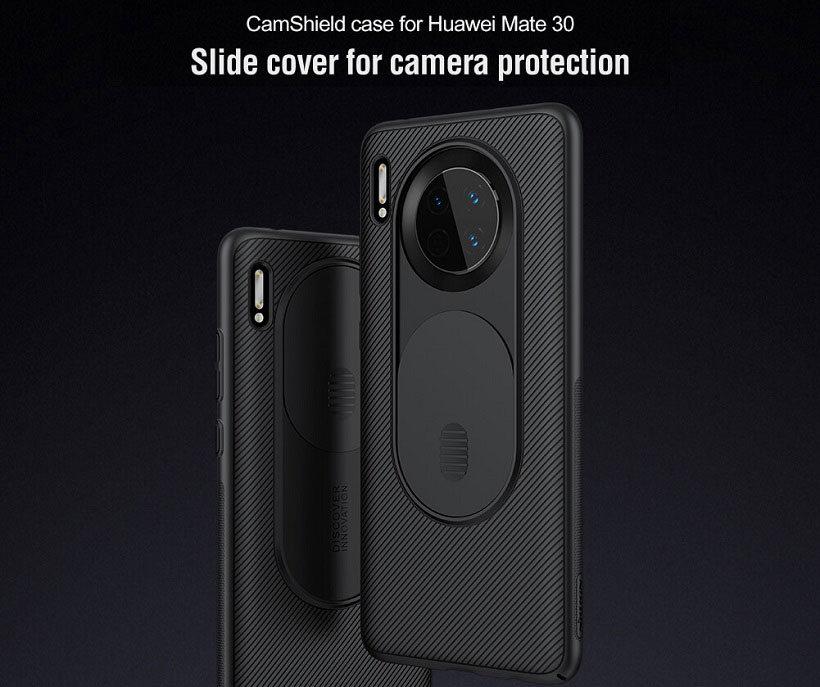 خرید قاب نیلیکن محافظ دوربین هواوی میت 30