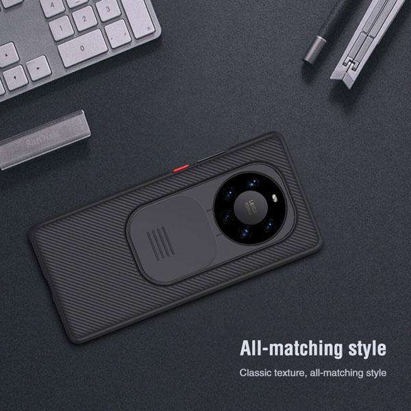 خرید قاب نیلیکن محافظ دوربین هواوی میت 40 پرو پلاس