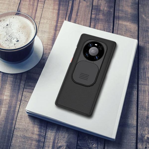 خرید قاب نیلیکن محافظ دوربین هواوی میت 40 پرو