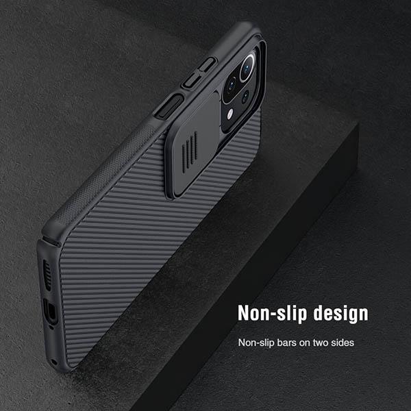 خرید قاب محافظ دوربین شیائومی Mi 11 Lite مدل نیلکین Camshield