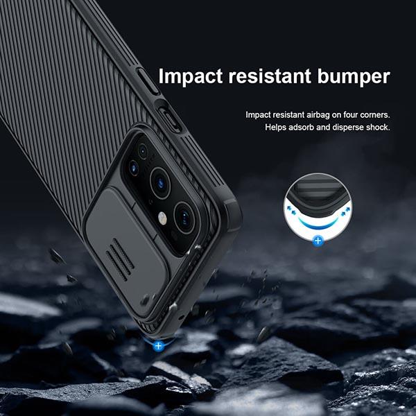 خرید قاب محافظ دوربین وان پلاس 9 پرو مدل نیلکین Camshield Pro