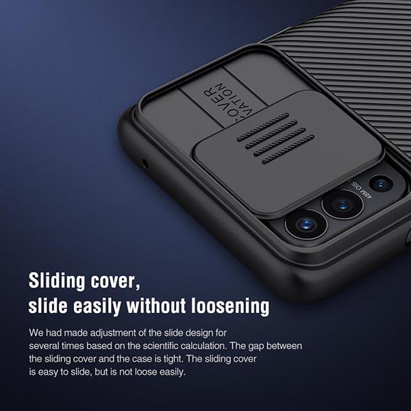 خرید قاب محافظ دوربین وان پلاس 9R مدل نیلکین CamShield