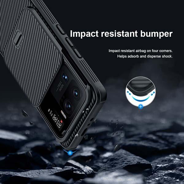 خرید قاب محافظ دوربین شیائومی Mi 11 Ultra مدل نیلکین Camshield Pro