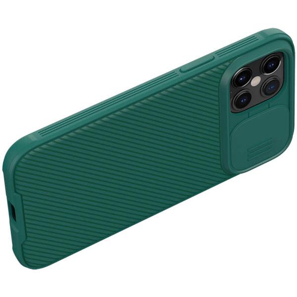 خرید قاب نیلیکن محافظ دوربین اپل آیفون 12 پرو مکس