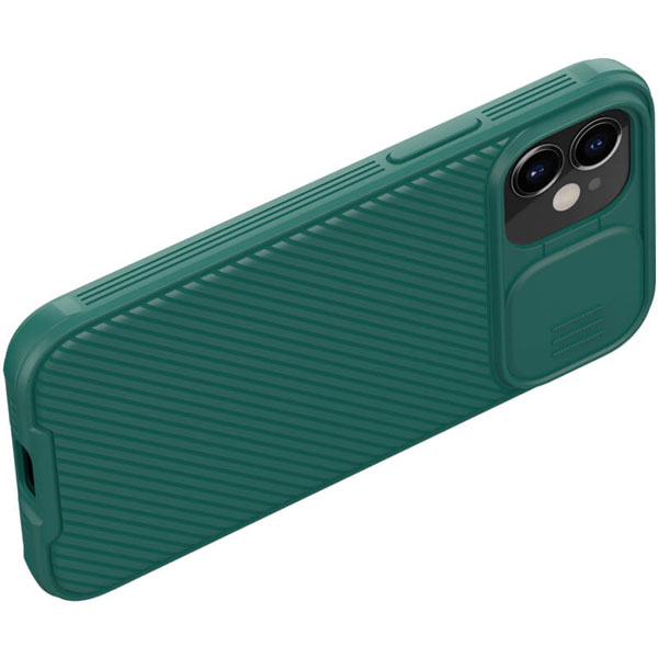 خرید قاب نیلیکن محافظ دوربین اپل آیفون 12