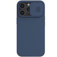 خرید قاب سیلیکونی نیلکین ایفون 13 پرو مدل CamShield Silky Magnetic