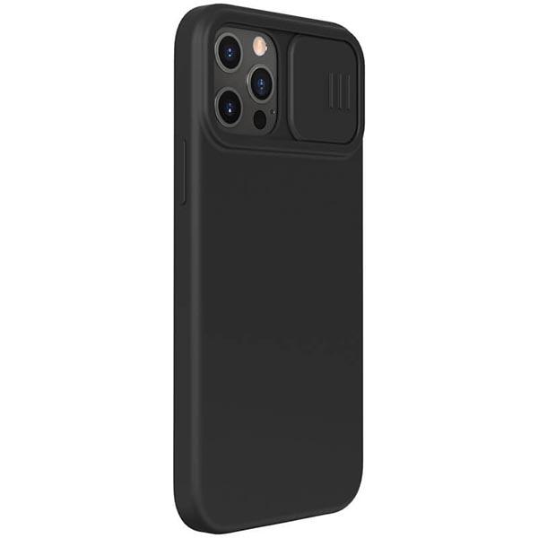 خرید قاب سیلیکونی نیلیکن محافظ دوربین گوشی اپل آیفون 12 پرو مکس