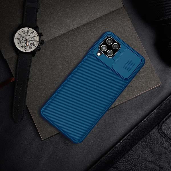 خرید قاب گوشی سامسونگ Galaxy A22 4G مدل نیلکین CamShield