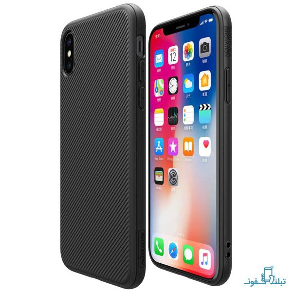 قیمت خرید قاب محافظ نیلکین گوشی اپل iPhone X