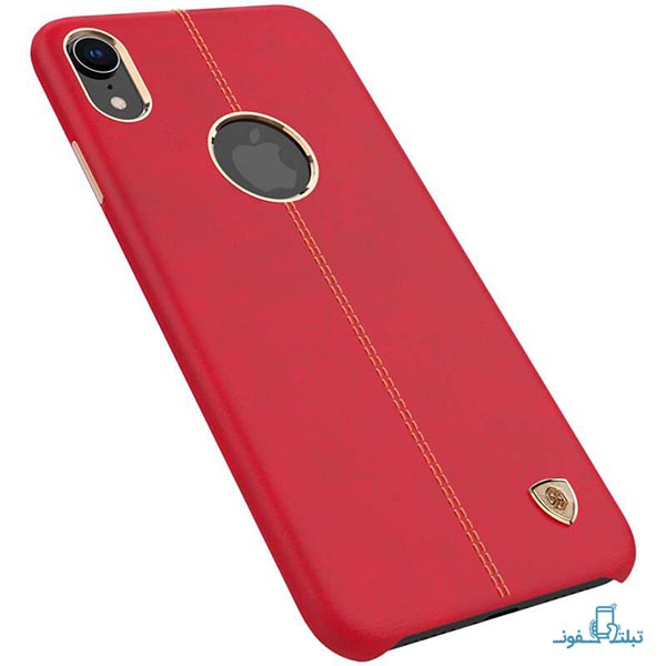 قاب محافظ چرمی نیلکین گوشی اپل iPhone XR
