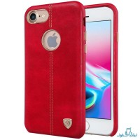 قیمت خرید قاب محافظ چرمی نیلکین گوشی اپل iPhone 8